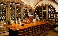 Pharmacy Museum at Heidelberg Castle