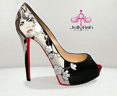 Jellyfish - OH MY.....Gorgeous Shoes For Parties