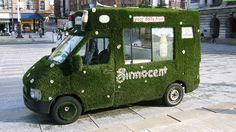 innocent smoothie van - Google Search