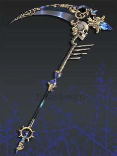 Weapon Adoption 42 Halloween Special #2 CLOSED by Forged-Artifacts.deviantart.com on @deviantART