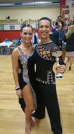 SG Couple David Chromy and Cornelia Hartinger Winners