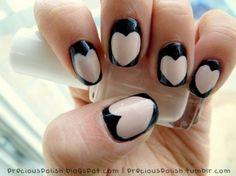 Paznokcie na Walentynki ♥ INSPIRACJE & WIDEO