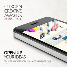 Concursos - Nueva edición de Concurso Citroën Créative Awards