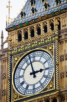 Big Ben, London, England - Descubre Londres: www.blogdelondres.es