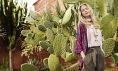 Poppy Delevingne Shot In Marrakech Wedding Location For Monsoon Campaign | Fashion | Grazia Daily