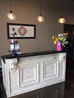 Bar Retail Counter / Reception Desk Kitchen by jamesrobinson
