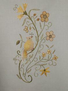 Bordado Castelo Branco #bordado #broderie #embroidery #castelobranco #ricamo