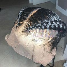 All styles of box braids to sublimate her hair afro On long box braids, everything is allowed! For fans of all kinds of buns, Afro braids in XXL bun bun work as well as the low glamorous bun Zoe Kravitz. Box Braids Hairstyles, Braids Wig, My Hairstyle, Straight Hairstyles, Jumbo Braids, Teen Hairstyles, Casual Hairstyles, Medium Hairstyles, Latest Hairstyles