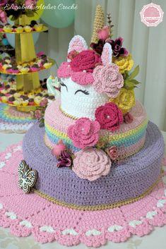 Food Patterns, Crochet Toys Patterns, Stuffed Toys Patterns, Crochet Designs, Crochet Cake, Crochet Food, Knit Crochet, Music Themed Cakes, Cute Toys