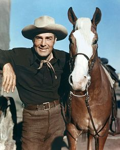 Randolph Scott: The lean, leathery, impassive Scott, a native of Virginia, was Gary Cooper's dialect coach on The Virginian, an adaptation of Owen Wister's classic novel. http://www.openroadmedia.com/the-virginian