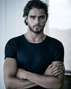 Just another picture of #supermodel Marlon Teixeira #inmodelswetrust #malebeauty…