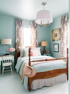 Looking for Country Bedroom ideas? Browse Country Bedroom images for decor, layout, furniture, and storage inspiration from HGTV. Decor, Bedroom Paint Colors, Home, Bedroom Design, Bedroom Paint, Warm Bedroom Colors, Bedroom Colors, Bedroom Color Schemes, Warm Bedroom