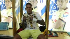 Darwin Quintero - - Bicampeones de la liga de Campeones Concacaf. Águilas del AMÉRICA - ozzy