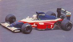 1991 Brabham BT59Y - Yamaha  (Martin Brundle)