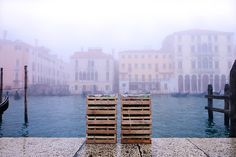 Have you seen Venice on a foggy day?  Venice - November, 2014