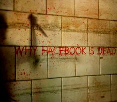 Why Facebook is Dead - For Social Media Marketers.  If you think your reach is down today, imagine what it will be next year or in five years.   Time to explore Pinterest & Google+.  Free.  No Edgerank.