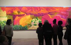 david hockney a bigger picture focus on the artist