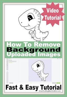 Cricut for Beginners - How to Remove Background From Uploaded Images? Easy Cricut Beginner tutorial to remove the white background from images in Cricut Design Space. Deep Cleaning Tips, House Cleaning Tips, Cleaning Hacks, Cricut Help, Homemade Toilet Cleaner, Cleaning Painted Walls, All Purpose Cleaners, Thing 1, Cricut Tutorials