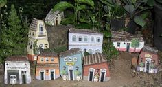 Pintura em Pedras por Brasil Moraes