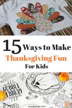 15 Ways to Make Than