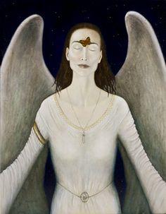 Nanne Nyander - Angel Painter
