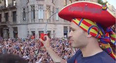 Inside View: FC Barcelona Victory parade 2015 | Barcelona celebration Champions League 2015