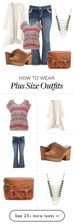 """Plus Size"" by amy-marie-713 on Polyvore featuring maurices, Lane Bryant, M&Co and Chinese Laundry"