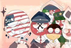 Imágenes de countryhumans - Parte sin título 33 - Page 3 - Wattpad Fanfiction, Cartoon As Anime, Axis Powers, Country Art, Hetalia, Wattpad, Fan Art, Cute, Character