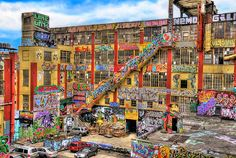 5Pointz was once an international graffiti icon. Now, aerosol artists are fighting the developer who tore it down