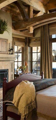 Master Bedroom Ideas l Rustic & Farm House Bedroom Designs