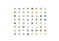 Exquisite Icon PSD