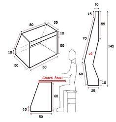 vue globale des stickers borne arcade pinterest. Black Bedroom Furniture Sets. Home Design Ideas