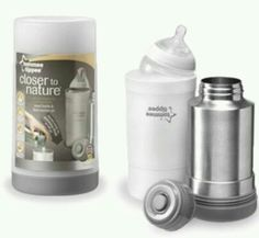 BABY GADGETS/ FEEDING: the flask at amazon.com  $26.00