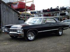 67 Chevrolet Impala, dream car