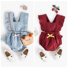Infant Casual Sleeveless Bodysuit – DailyBestBuys
