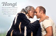 Arrow Tours, Mount Maunganui Picture: Traditional Maori greeting called a 'Hongi' - Check out Tripadvisor members' candid photos and videos of Arrow Tours Polynesian Art, Polynesian Culture, Tongan Culture, Maori Symbols, Tomie Ohtake, Maori People, New Zealand Landscape, Maori Designs, National Symbols