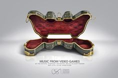 Music from video games on Behance