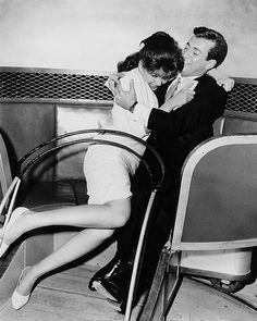 Pamela Tiffin and Bobby Darin in State Fair Vintage Hollywood, Hollywood Glamour, Pamela Tiffin, James Darren, Julie Walters, Bobby Darin, Sandra Dee, Mary Pickford, 60s Music