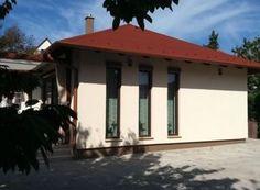 Faszerkezetes családi ház :: Mártonffy István építész   Budakeszi Gazebo, Outdoor Structures, Kiosk, Pavilion, Cabana