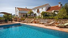 Beautiful Luxury Holiday Villa in Andalucia, Southern Spain