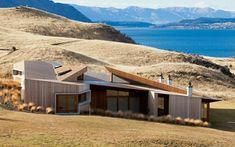 Te Kaitaka House - Stevens Lawson Architects - Nova Zelândia