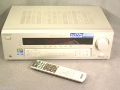 This is a great Home Theater Receiver.