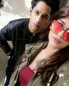 Basina❤ I love their personality and attitudes Romantic Couples, Cute Couples, Mtv Splitsvilla, Fashion Wall Art, Celebs, Celebrities, Daily Look, Dream Big, Couple Goals