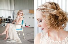 shabby chic wedding hairstyles    vintage-bridal-style-wedding-hairstyle-headband-lace-wedding-dress.png