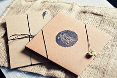 New Custom Chipboard DVD Packaging - Jonathan Connolly Photography