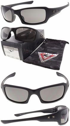 e8acfe3f7c4 ... cheap sunglasses 79720 oakley si fives squared sunglasses oo9238 10  matte black warm grey 676ea 27069