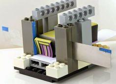 Lego cane slicer by Cat Szetu