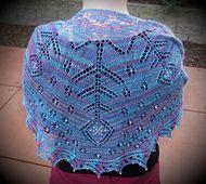 Ravelry: Frozen Fractals pattern by Kimberly Golynskiy