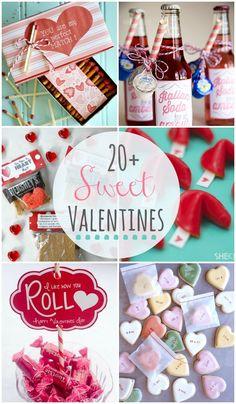 20+ Sweet Valentines