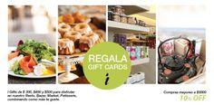 solución #giftcard y cada uno se elige su regalo especial !